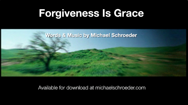 Forgivness is grace thumb